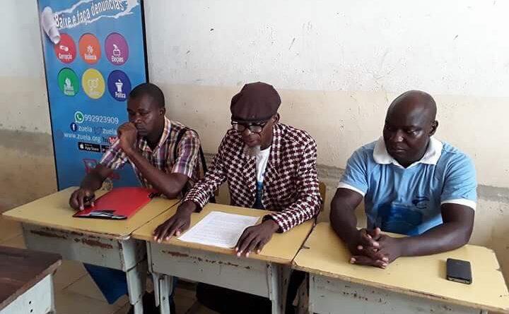 Movimento Independentista de Cabinda convoca manifestação para pedir referendo sobre futuro da província