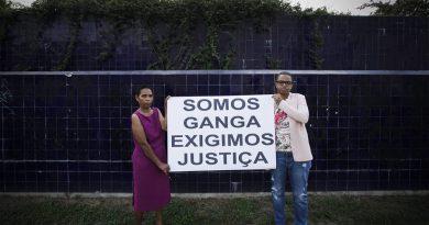 ARLETE GANGA DENUNCIA AO PRESIDENTE PERSEGUIÇÃO POR EXIGIR JUSTIÇA POR IRMÃO ASSASSINADO