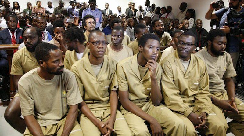 JUSTIÇA: PRISÃO DOMICILIAR SÓ FOI ATÉ HOJE APLICADA AOS «PRESOS POLÍTICOS»