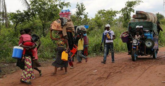 Dezenas de congoleses mortos em ação de repressão ligada a diamantes