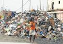LUANDA: DÍVIDA COM OPERADORAS RESULTA EM AMONTOADOS DE LIXO