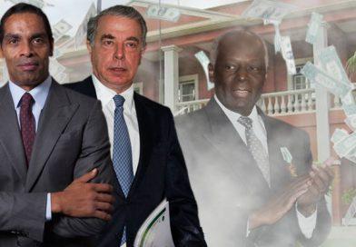 Banqueiros portugueses condenados por empréstimo ao BES Angola