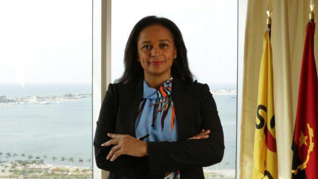 Isabel dos Santos é a 8.ª pessoa mais rica de África