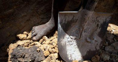 Desabamento numa mina deixa 13 mortos na Huíla, Angola
