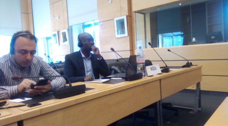 Friends of Angola participa na 125º sessão do Comité da ONU sobre Direitos Civis e Políticos