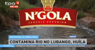 MATALA: PROJECTO OKULINGA CONDENA SHOW PROMOVIDO PELA EMPRESA N'GOLA