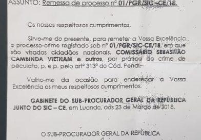 PGR É UMA VERGONHA NACIONAL E UMA AMEAÇA À DEMOCRACIA