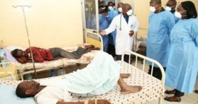 MÉDICOS DO HOSPITAL SANATÓRIO VENDEM MEDICAMENTOS EXPIRADOS A PACIENTES COM TUBERCULOSE