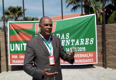 Adalberto Costa Júnior crítica fraca cobertura da imprensa pública nas Jornadas Parlamentares da UNITA