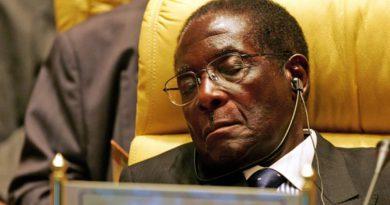 ZIMBABWE: MORREU ANTIGO PRESIDENTE ROBERT MUGABE AOS 95 ANOS
