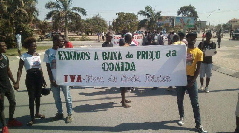 Em Benguela população diz-se contra subida galopante dos preços dos produtos da cesta básica