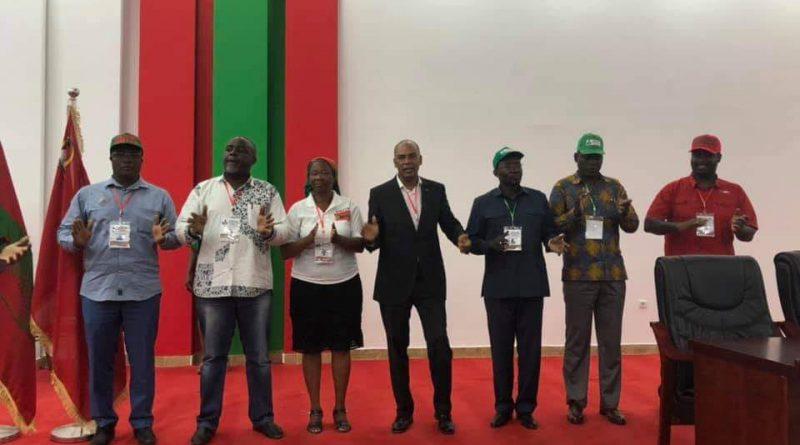 UNITA conta pela primeira vez com uma Vice-Presidente do partido