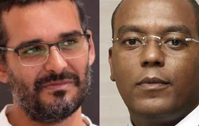 Luaty Beirão entrega queixa na PGR contra governador do banco central de Angola