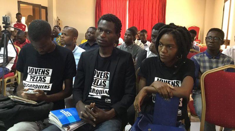 Cidadãos em Luanda abordam autarquias como factor de desenvolvimento das comunidades