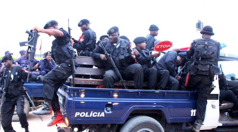 Aumentam denúncias de agressões a cidadãos por agentes da ordem em Angola