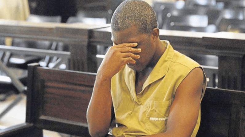 Assassino da zungueira Juliana Kafrique pede perdão à família em tribunal