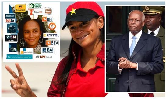 Luanda Leaks revela documentos confidenciais sobre esquemas financeiros suspeitos dos negócios da empresaria Isabel dos Santos e do seu marido Sindika Dokolo