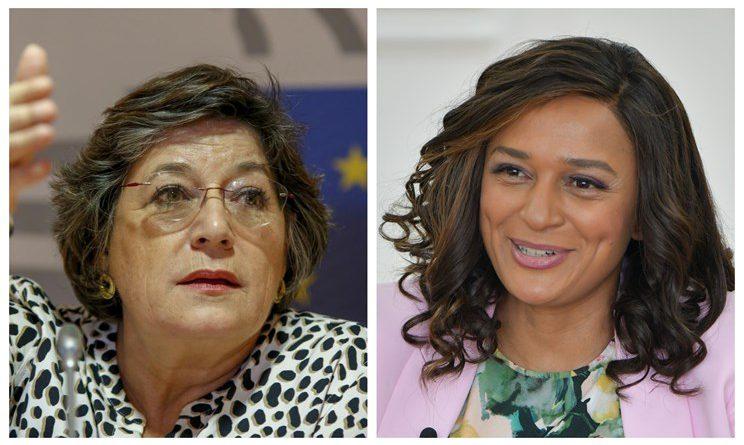 Isabel dos Santos perde processo judicial em Portugal contra Ana Gomes