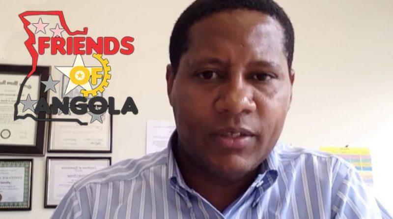 Friends of Angola manifesta-se favorável à quarentena para evitar propagação da COVID-19, mas condena excessos das forças de segurança pública contra cidadãos
