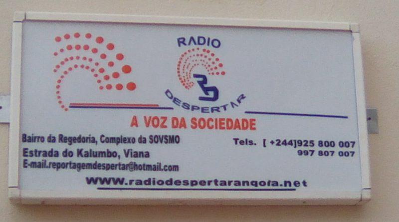 Jornalistas da Rádio Despertar suspendem serviços noticiosos por falta de viaturas