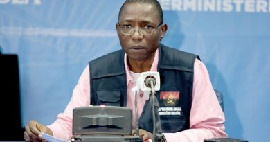 Sobe para oito o número de casos positivos da COVID-19 em Angola