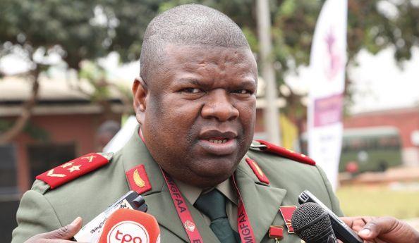 """General Wala comemora  """"bodas de ouro"""" no dia da Paz e da Reconciliação Nacional"""