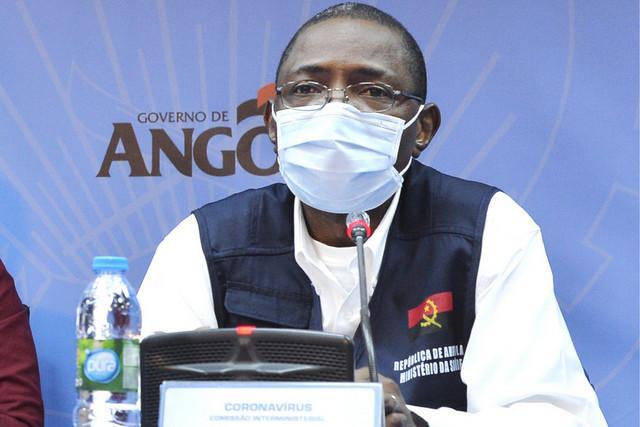 Angola regista mais 35 novos casos positivos e uma morte da Covid-19