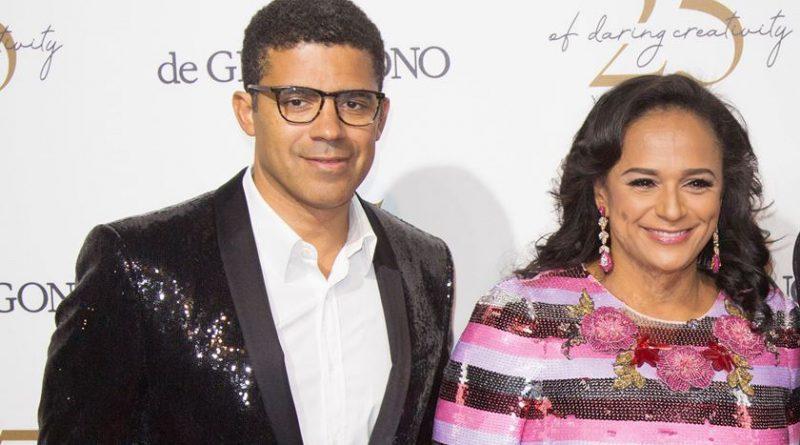 Morreu Sindika Dokolo marido da empresária angolana Isabel dos Santos
