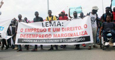 """Organizações juvenis no Uíge """"abraçam"""" manifestação contra desemprego e a favor das autárquicas"""