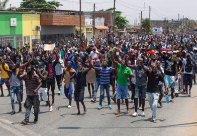 Conselho Nacional da Juventude diz-se consternado com morte do jovem manifestante