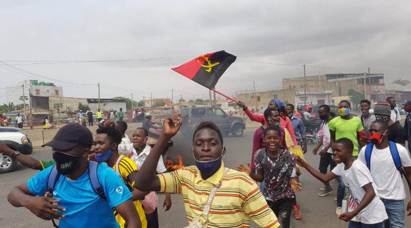 Nova manifestação em Luanda para exigir combate sério e justo à corrupção e impunidade