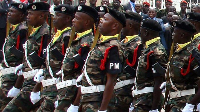 Generais desmentem MPLA sobre alegado financiamento das manifestações em Luanda