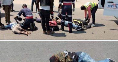 """Luanda regista ambiente de """"terror"""" no dia em que Angola celebra 45 anos de Independência Nacional"""