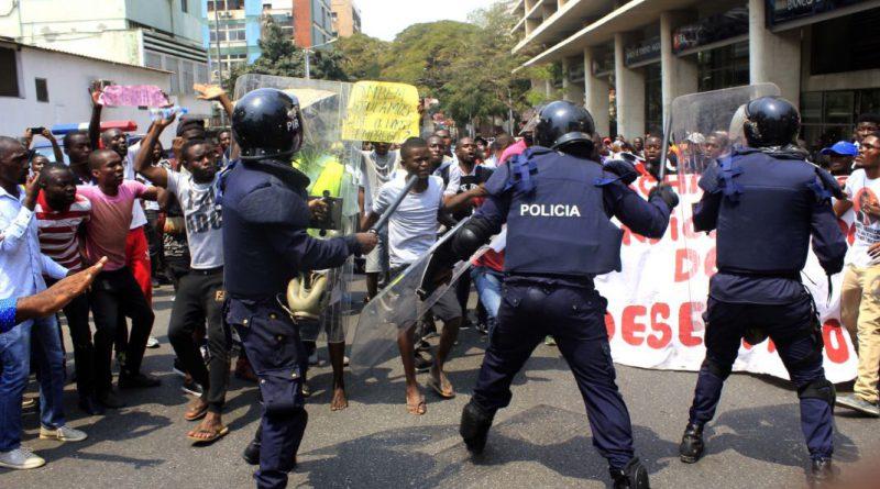 Activistas angolanos dizem que relatório da HRW reflecte realidade dos direitos humanos