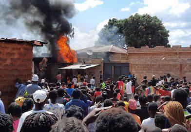 Bombeiros nos municípios da Lunda-Norte sem meios técnicos para extinção de incêndios