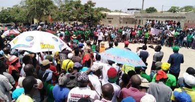 Em Benguela: UNITA acusa MPLA de promover miséria e prostituição durante 45 anos de governação