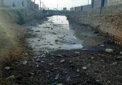 Em Benguela: Moradores do bairro São João no Lobito consideram atentado à saúde pública valas de drenagem a céu aberto