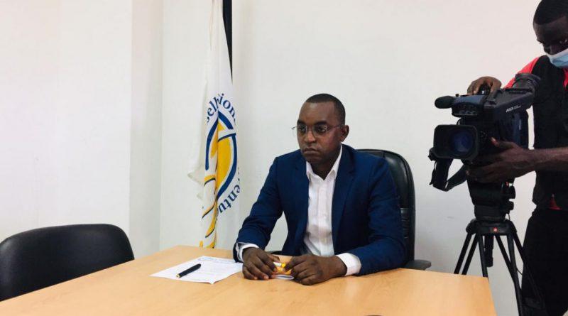 Isaías Kalunga assume presidência da Mesa da Assembleia Geral do Fórum da Juventude da CPLP