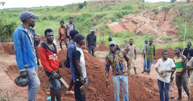População da Lunda-Norte prepara manifestação para exigir emprego e legalização de cooperativas de diamantes dos nativos