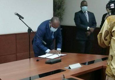 Empossados novos quadros para Gabinete Provincial de Educação de Malange