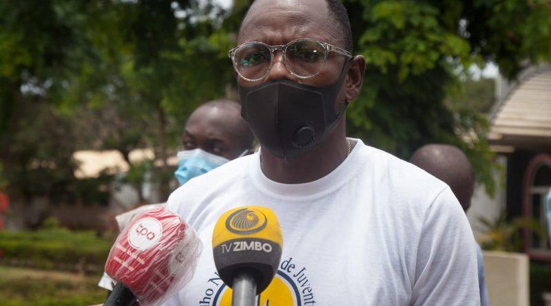 Líder do CPJ em Luanda apoia actos de combate ao alcoolismo e outras drogas nos jovens
