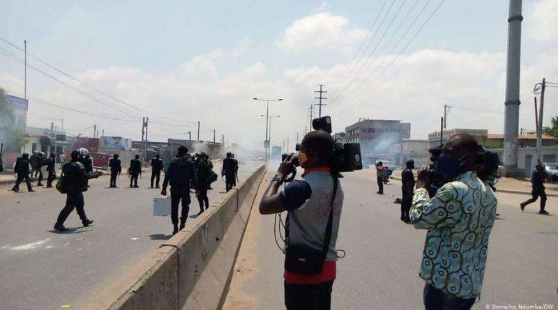 """MEA manifesta solidariedade aos jornalistas """"perseguidos"""" pela justiça angolana"""