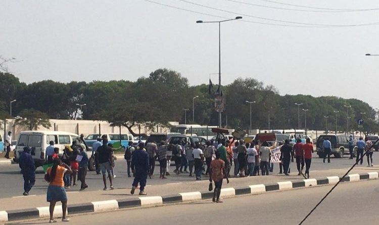 CEAST encoraja Movimento de Estudantes Angolanos na luta pela melhoria da qualidade de ensino no país