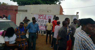 Trabalhadores da TCUL decretam greve de fome contra ameaça de despedimentos de mais de mil trabalhadores na empresa