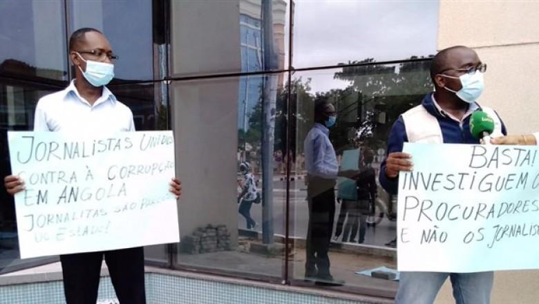 """Conselho dos Direitos Humanos da ONU preocupado com """"ameaças"""" e """"perseguições judiciais"""" contra jornalistas em Angola"""