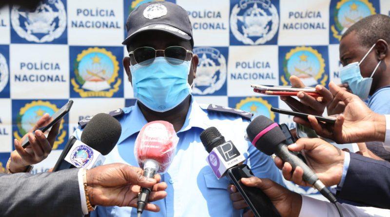 Polícia Nacional garante resposta adequada aos actos de criminalidade no país